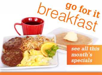 go for it breakfast