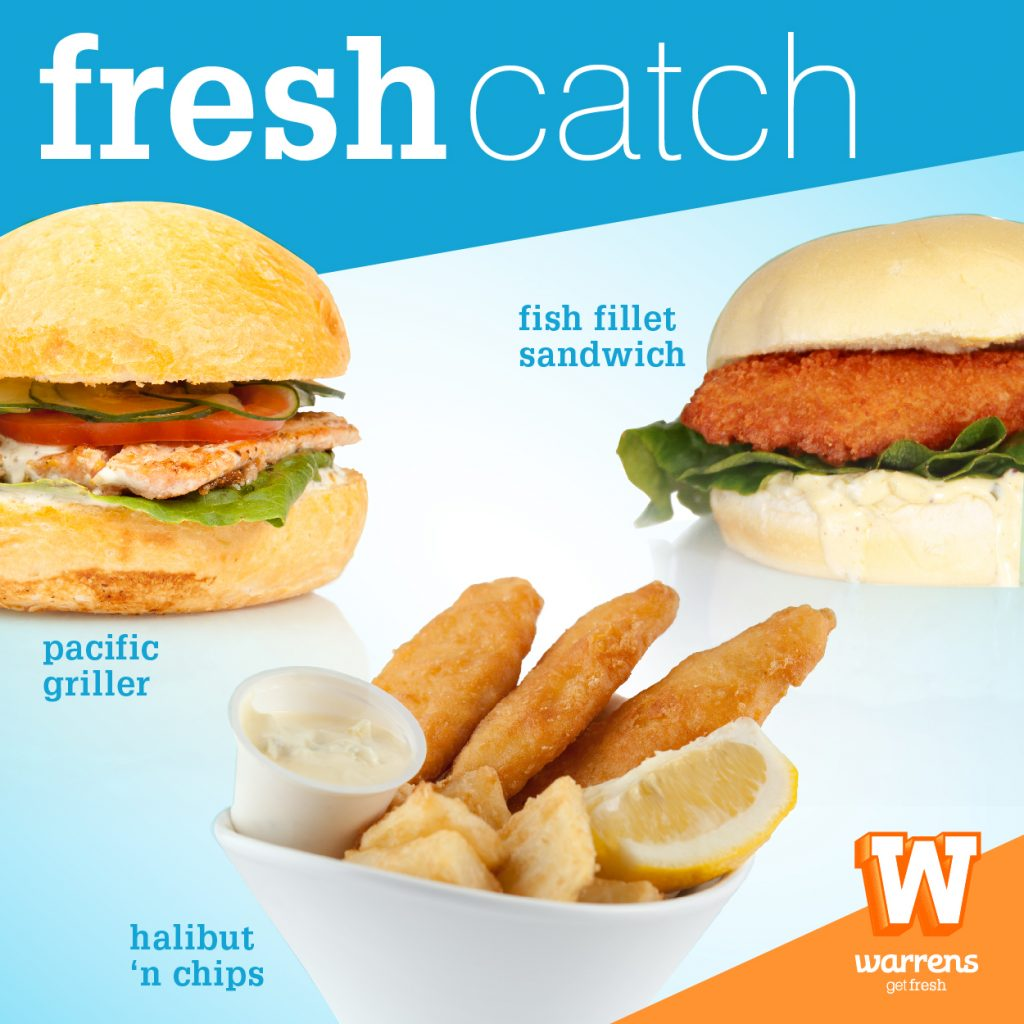 fish sandwiches fish and chips