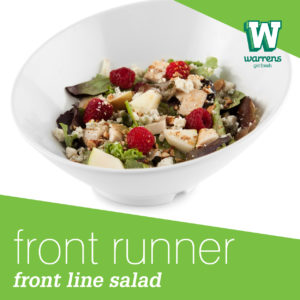 front runner salad